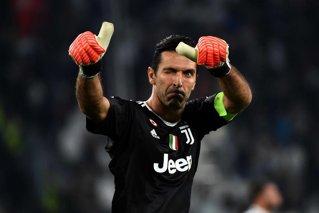 5 - Gianluigi Buffon alla Juventus (52 mln)