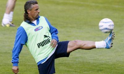 Roby Baggio studia da allenatore