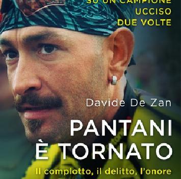 """""""Pantani è tornato"""", ecco il libro di De Zan"""