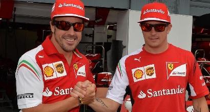 Raikkonen-Alonso (IPP)
