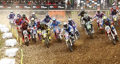 Motocross, gli orari del GP di Lombardia su Italia 2