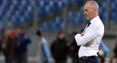 Lazio, Pioli a rischio: se perde col Milan può essere esonerato