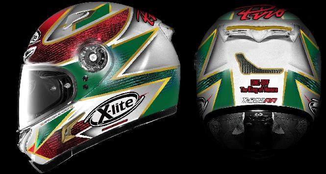 Superbike, Nolan ricorda Pirovano con un casco speciale