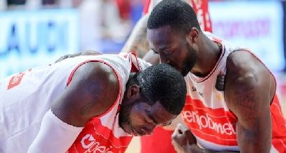 Basket, Serie A: Varese risorge, Pistoia si arrende
