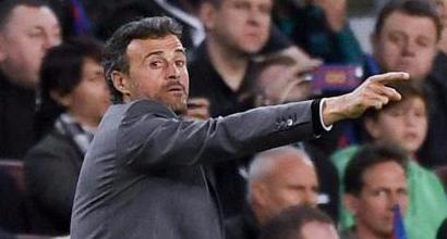 """Barcellona, Luis Enrique: """"La Juventus può vincere la Champions"""""""