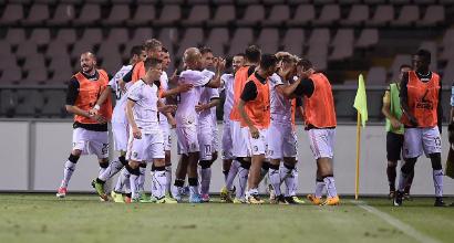 Coppa Italia: il Cagliari vince ai rigori, ko Bologna e Benevento