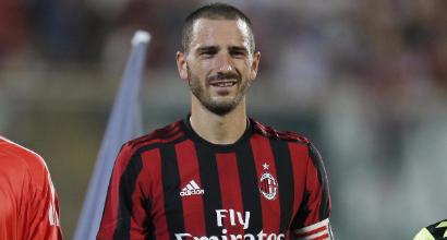 """Bonucci, cuore rossonero su Instagram: """"Ora conta solo il Milan"""""""