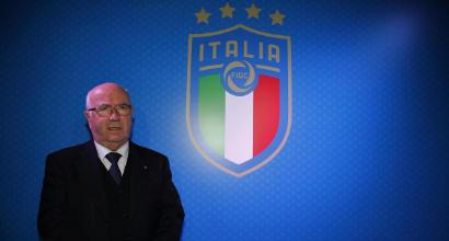 """Nazionale, Tavecchio: """"Abbiamo buone sensazioni"""""""
