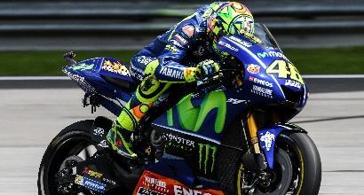 """MotoGP, Valentino Rossi: """"Il ritiro mi spaventa"""""""