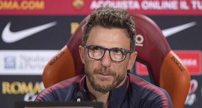 Sampdoria-Roma, Di Francesco: