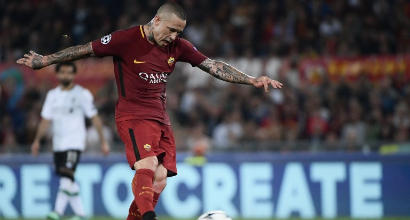 Roma-Liverpool, le pagelle: Nainggolan si sveglia tardi, Mané imprendibile