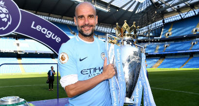 Manchester City: rinnovo record per Guardiola, 60 milioni in tre anni