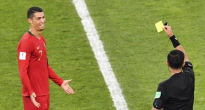 Mondiali 2018: Ronaldo, una serata da dimenticare