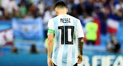 Maradona difende Messi: