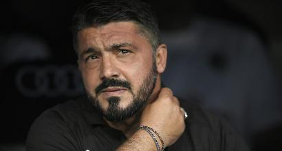 """Milan, Gattuso sorride: """"Possiamo colmare il divario con la Juve"""""""