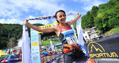 Trailrunning - International Rosetta Skyrace: giornata di record per Davide Magnini e Denisa Dragomir