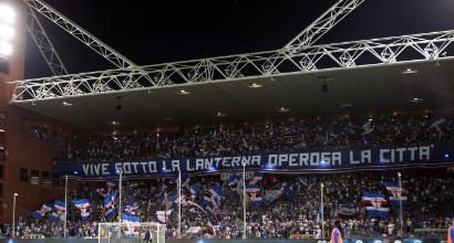 Tifosi Sampdoria (LaPresse)