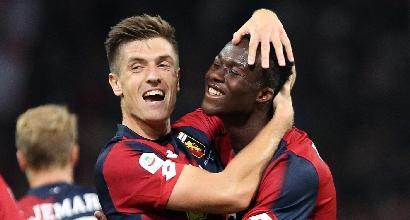 Serie A, Genoa-Chievo 2-0