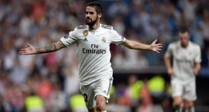 Real Madrid, scoppia il caso Isco: Inter e Juve alla finestra
