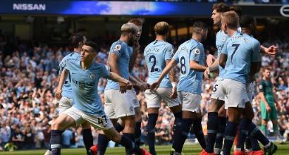 Premier League, vendetta Manchester City sul Tottenham: 1-0 e vetta riconquistata