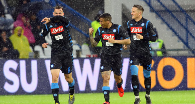 Serie A: il Napoli batte la Spal