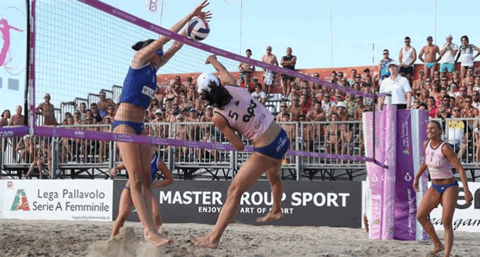 Lega Volley Summer Tour 2019: lo scudetto su Sportmediaset