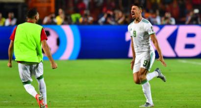 Coppa d'Africa: l'Algeria batte il Senegal 1-0 ed è campione