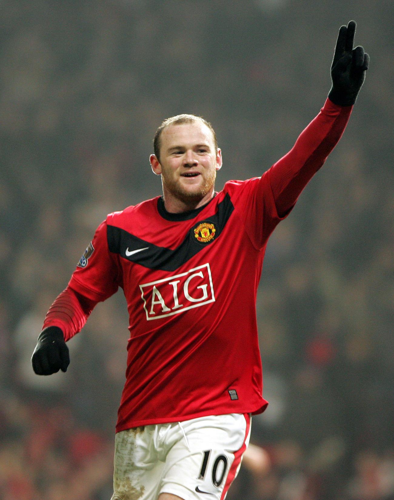 Wayne Rooney, 208 gol in Premier League