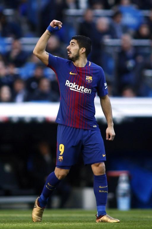 Suarez, 106 gol in Liga
