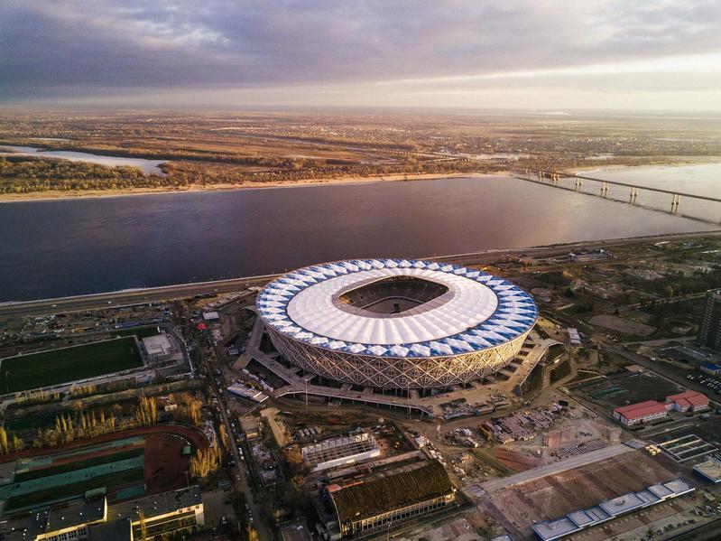Volgograd, 45mila posti