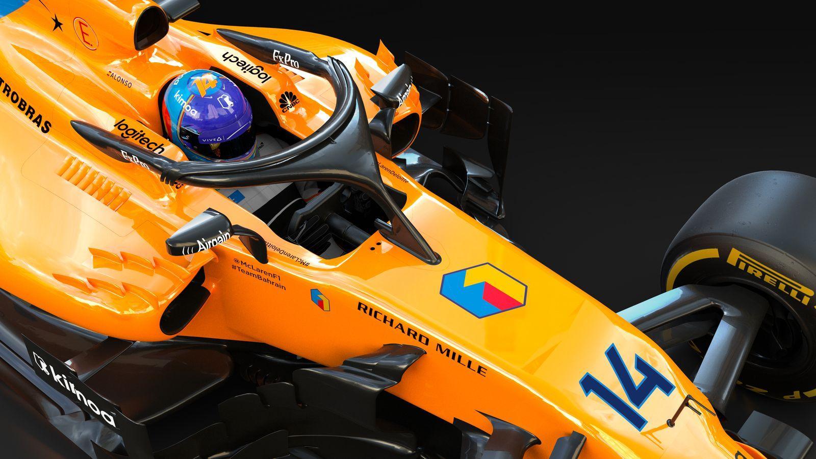 McLaren, livrea speciale per Alonso