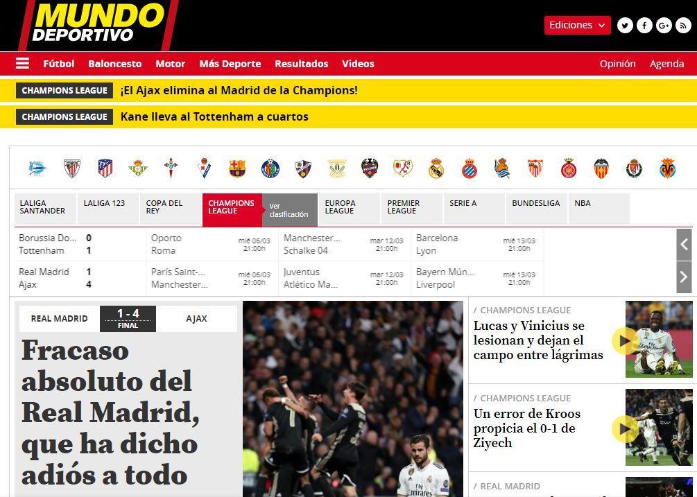 El Mundo Deportivo (Spagna)