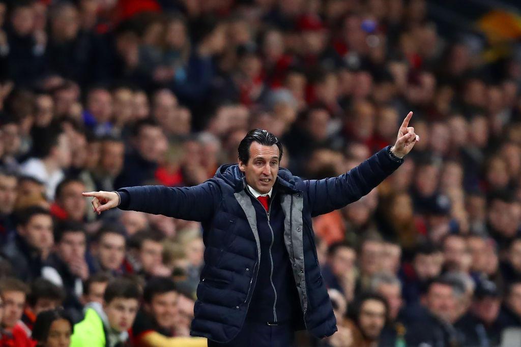 19. Unai Emery (Arsenal) - 7 milioni