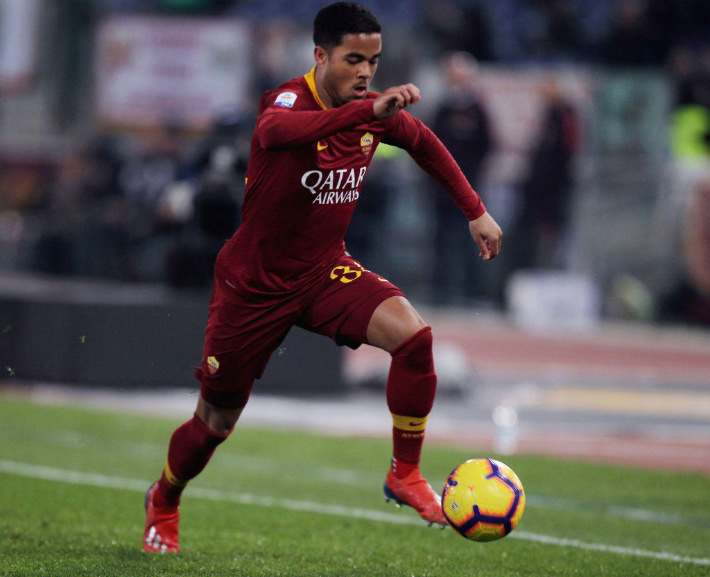 LA TOP TEN - 8) Kluivert (Roma)
