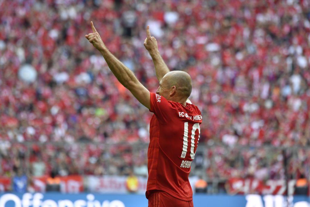 Arjen Robben, 35 anni, ha lasciato il Bayern Monaco