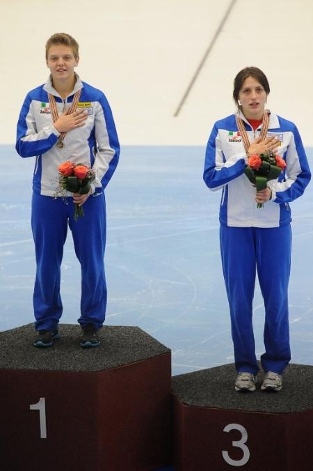 Arianna tre volte regina - Altrisport - Sportmediaset - Foto 9