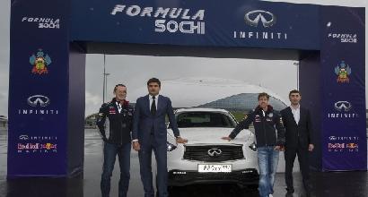 Si avvicina il GP di Russia (Afp)