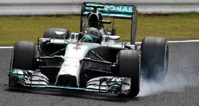 Rosberg AFP