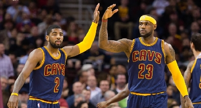 Nba: Golden State s'inchina a 'King' James