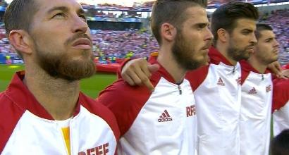 Euro 2016, Spagna: Piqué, dito medio prima della partita?