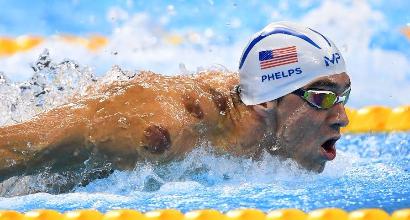 Phelps, Twitter