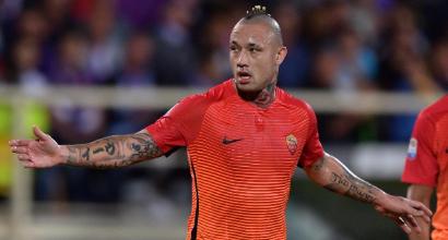 Napoli-Roma, Nainggolan verso il forfait a causa di una regola FIFA