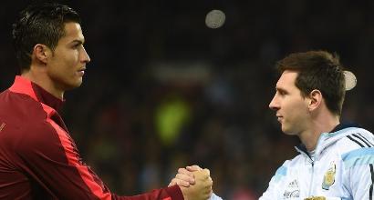 Apre Suarez, chiude Messi. Troppo Barça per l'Osasuna