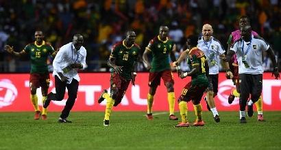 Camerun campione d'Africa