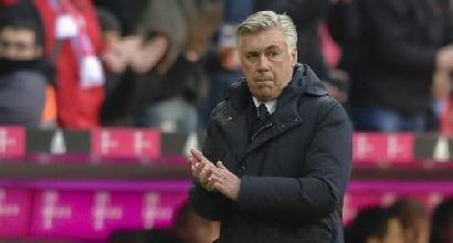 """Ancelotti:""""Dispiace per l'addio diBerlusconi, incuriosito dai cinesi"""""""