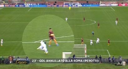 Serie A, la moviola della 27.a giornata