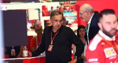 "F1, Marchionne: ""Ferrari, era ora"""