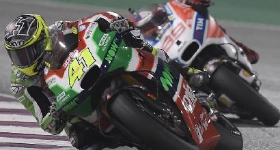 """MotoGP, exploit Aprilia:""""Eravamo da podio"""""""