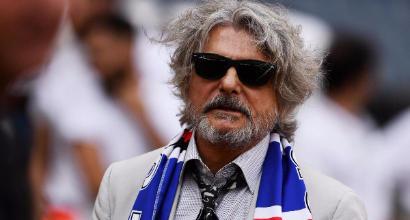 Sampdoria, Ferrero non è più il presidente
