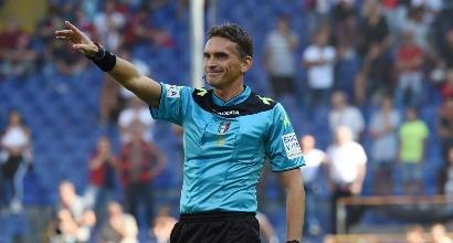 Serie A, Lazio-Napoli a Irrati